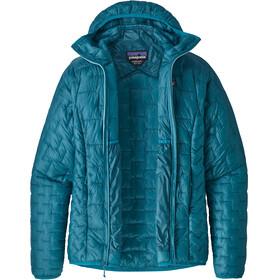 Patagonia W's Micro Puff Hoody Mako Blue